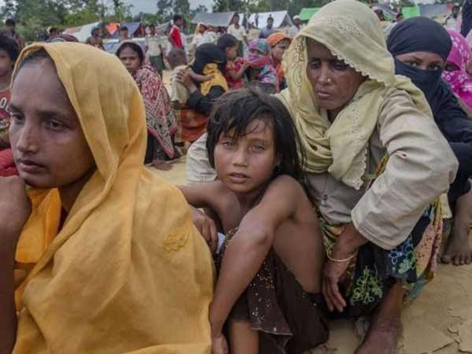 Stranded Rohingyas linked to human trafficking -Thai police