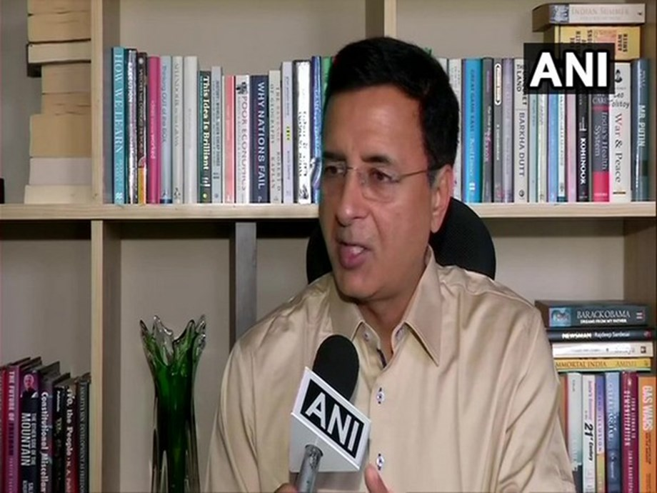 Rahul Gandhi was, is and will be Congress president: Party spokesperson Randeep Surjewala.