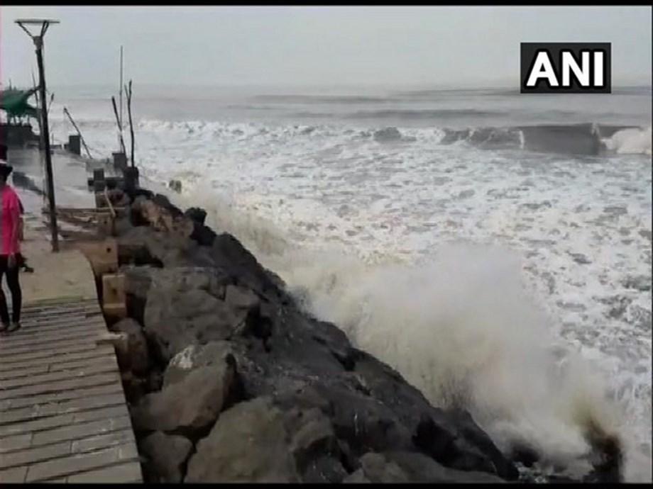 Vayu to make landfall as Very Severe Cyclonic Storm tomorrow in Gujarat: IMD