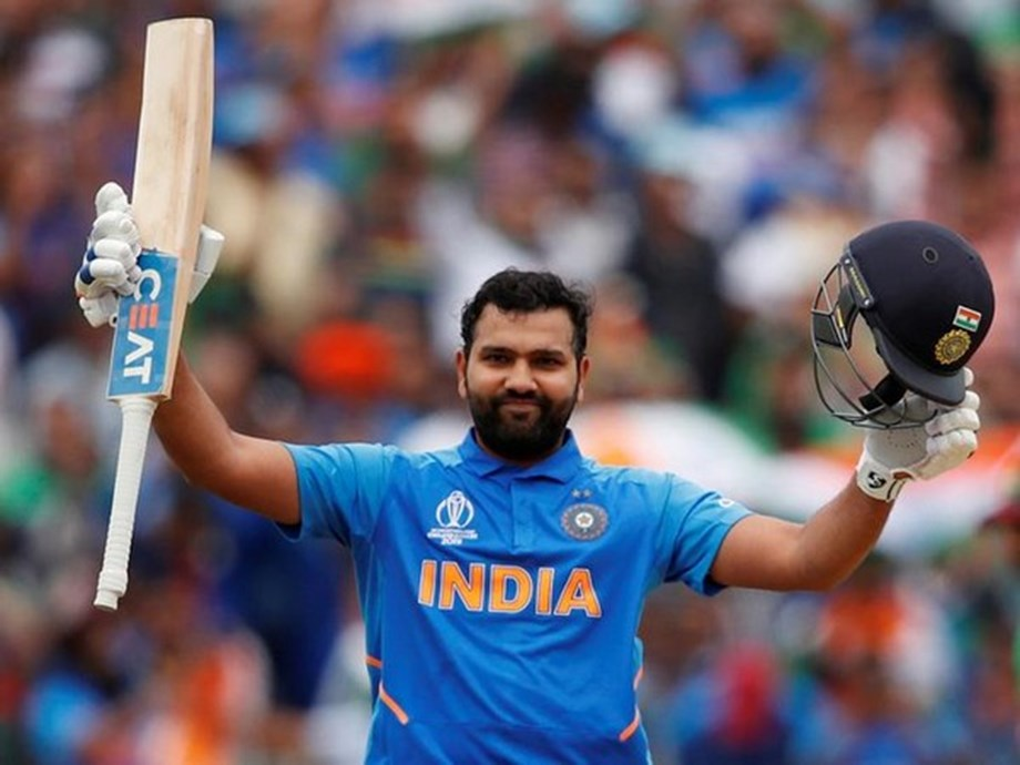 CWC'19: Rohit Sharma on top despite India's exit