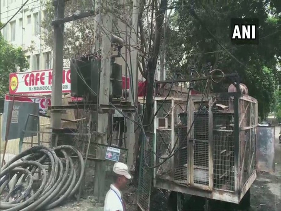 Firemen attacked in Gurugram for reaching late to douse flames