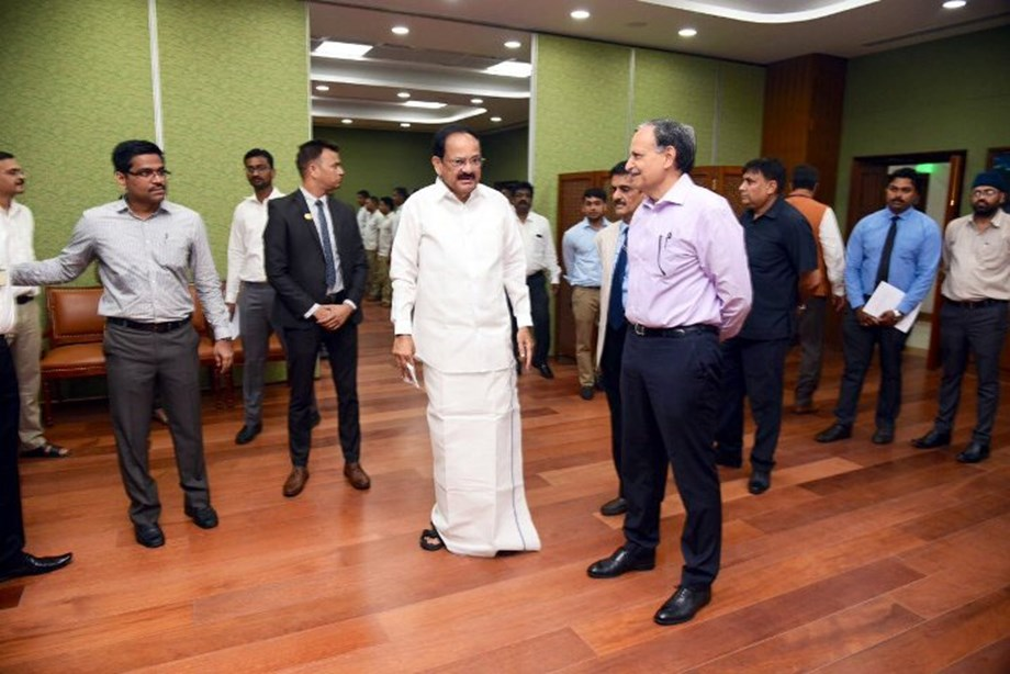 VP Naidu emphasizes need for periodic screening to evaluate liver's condition