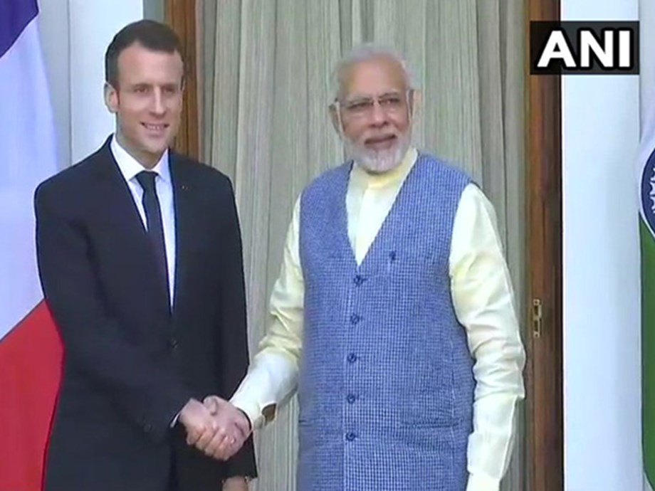 POLITICS-Modi, Macron to hold bilateral meeting before G7 summit: Gokhale