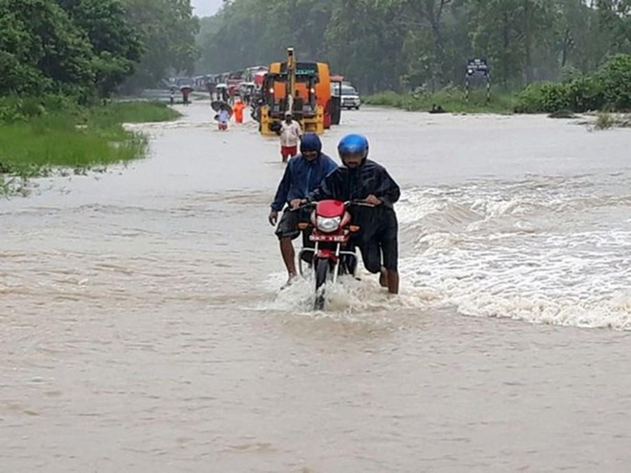 At least 16 killed, 8 missing as floods, landslides wreak havoc in Nepal