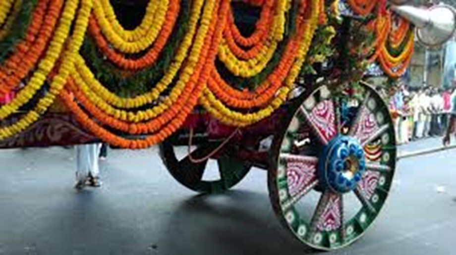 Ulto Rath Yatra celebrated in West Bengal