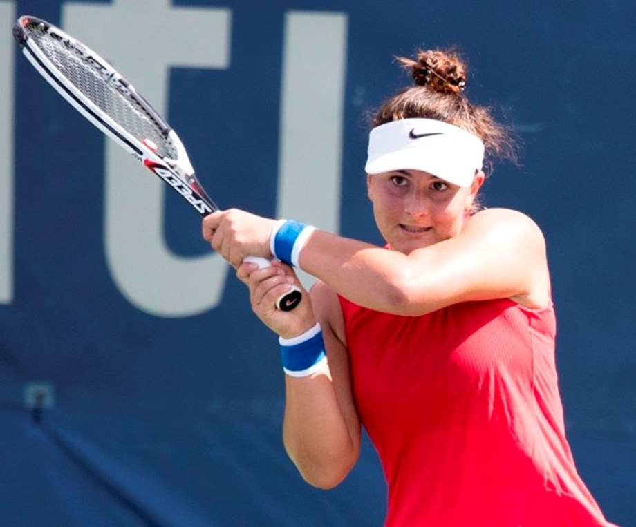 Tennis-Andreescu named Canada's athlete of the year after breakout season