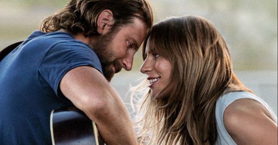 Actor Bradley Cooper finds a friend in  singer-actor Lady Gaga