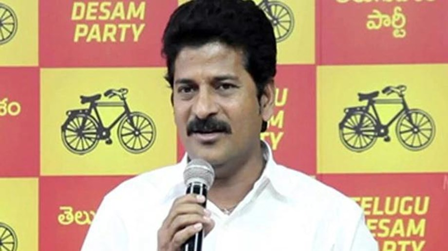 Telangana Congress Prez Revanth Reddy taken into preventive custody