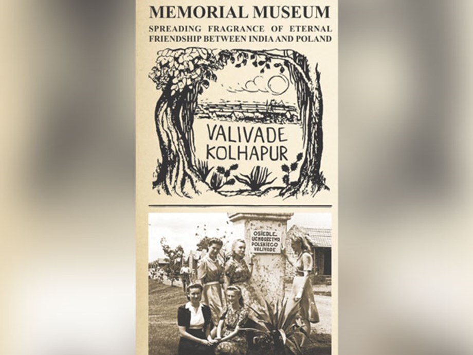 Commemoration post in memory of Polish refugees to be unveiled at Valivade in Kolhapur