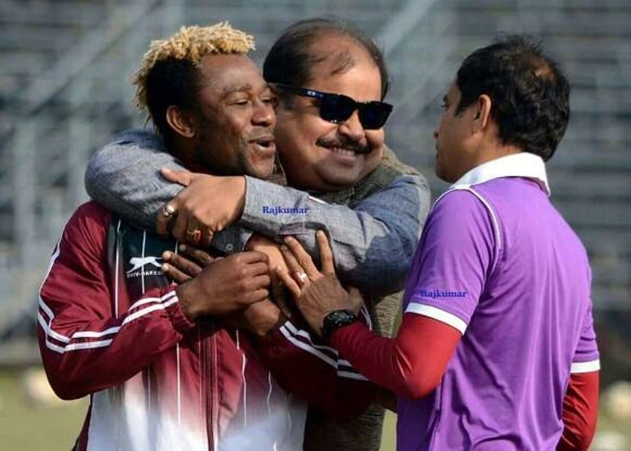 Sony Norde to go back to Mohun Bagan for fifth consecutive season