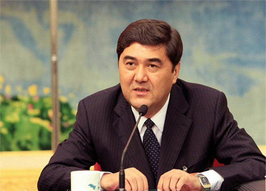 China's NEA director Nur Bekri removed from post, says China HR ministry