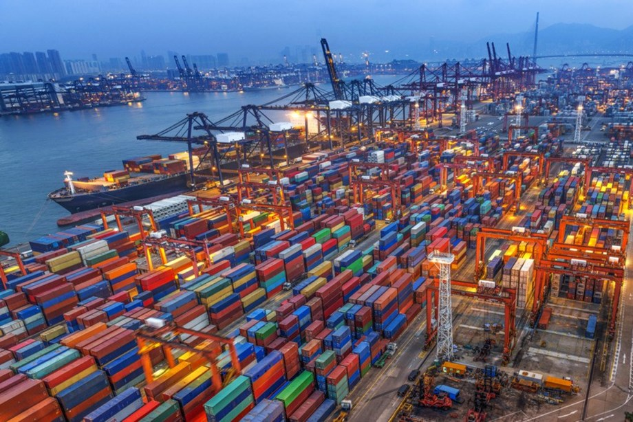 China's Sept. exports rose solid 14.5 percent, shrinking export orders