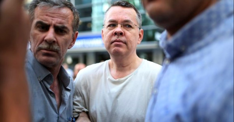 American pastor detained in Turkey may soon be released after 2 years of captivity