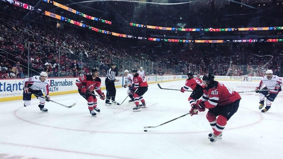 Another Palmieri 2-goal game shutout Devils beat Caps