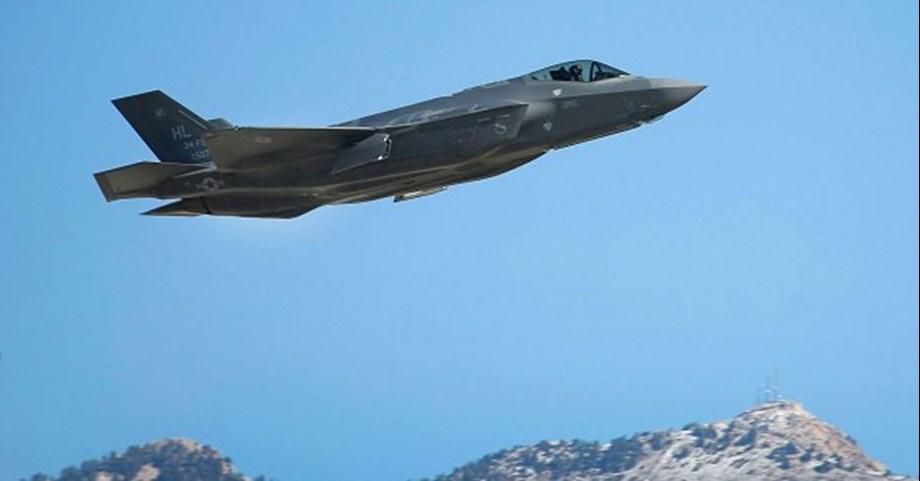 F-35 stealth fighters to conduct engine inspections following first-ever crash