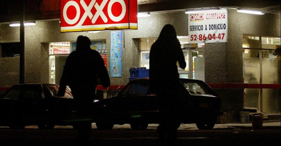 Oxxo in Mexico; Beer, cigarettes, enough candy to keep dentists at full employment