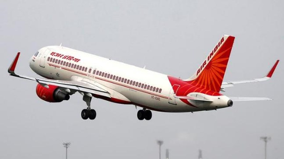 Air India flight route to Mumbai after incident
