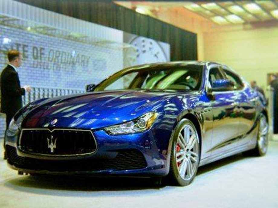 PNG buys 40 Maseratis to transport leaders attending APEC meeting, anger sparks