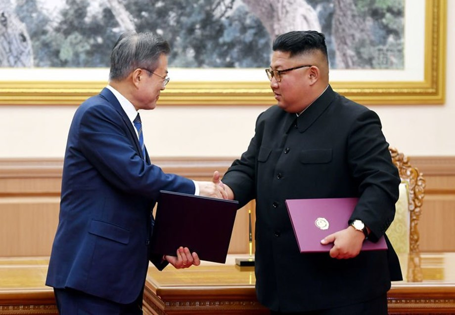 North, South Korea to hold high-level conversation on Oct. 15 for recent summit