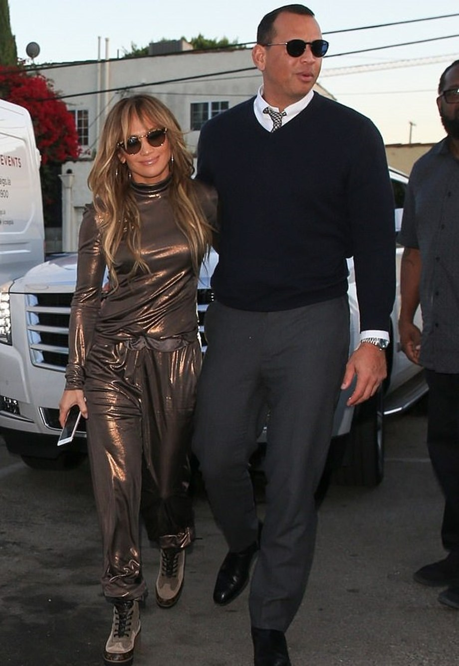Jennifer Lopez's boyfriend once asked her for autograph