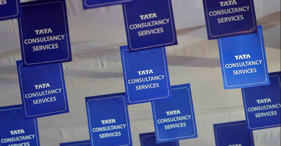 TCS shares fall by 4 per cent even as company reported profit jump in July-September