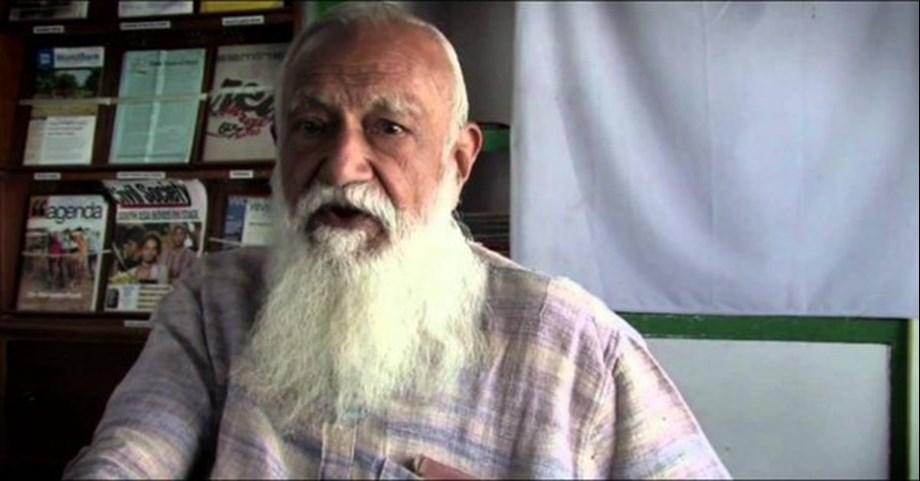 Rahul Gandhi condoled on the death of environmentalist G.D. Agarwal