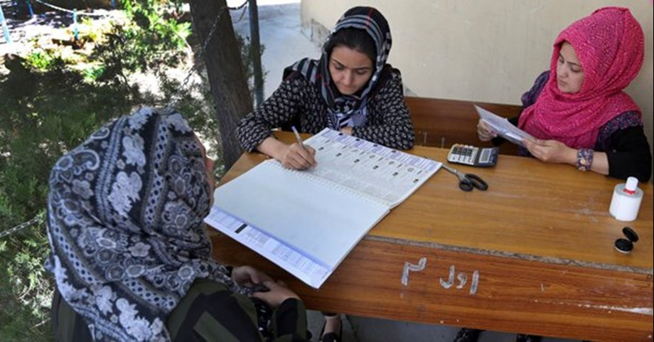 Young, educated leaders signals undercurrent of change during Afghanistan elections