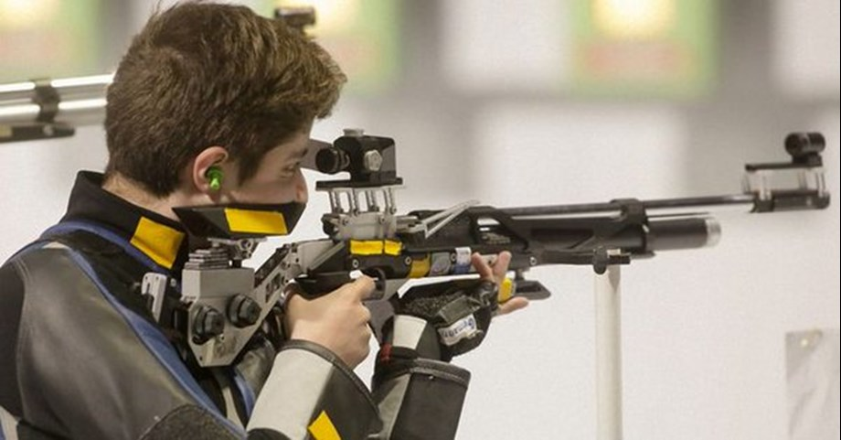 Argentine shooter Facundo wins bronze at 10m air rifle in Youth Olympics