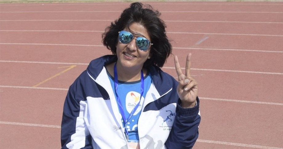 Deepa Malik bagged bronze in Asian Para Games