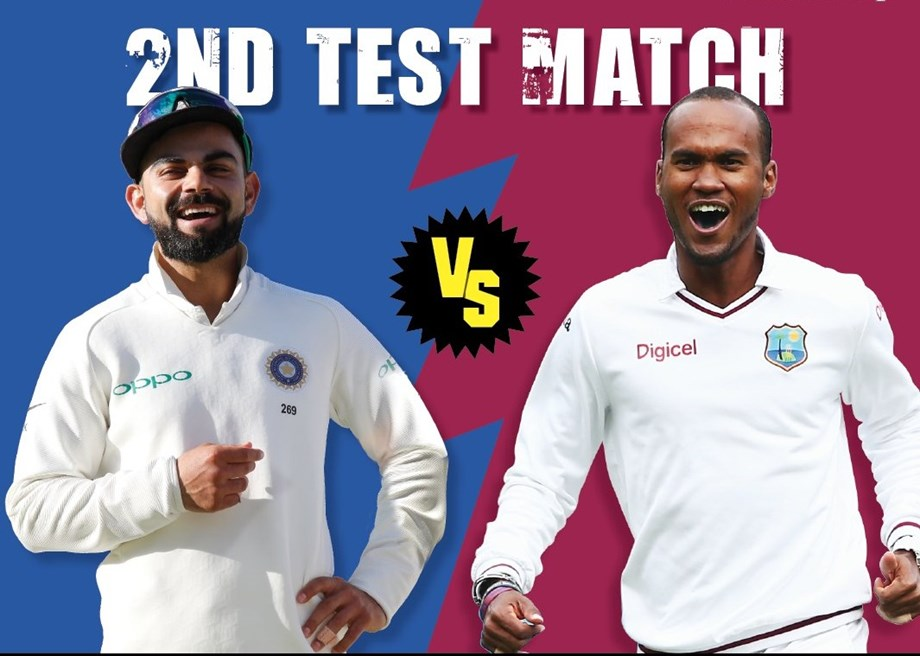 West Indies struggling at 197/6 as Indian bowlers thrash openers