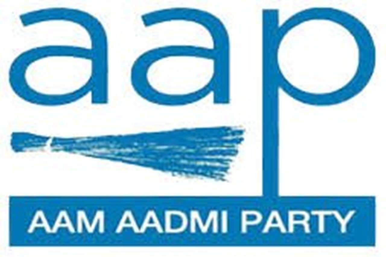 Haryana: AAP challenges reward of 1 lakh to BJP min for reading party's manifesto in public
