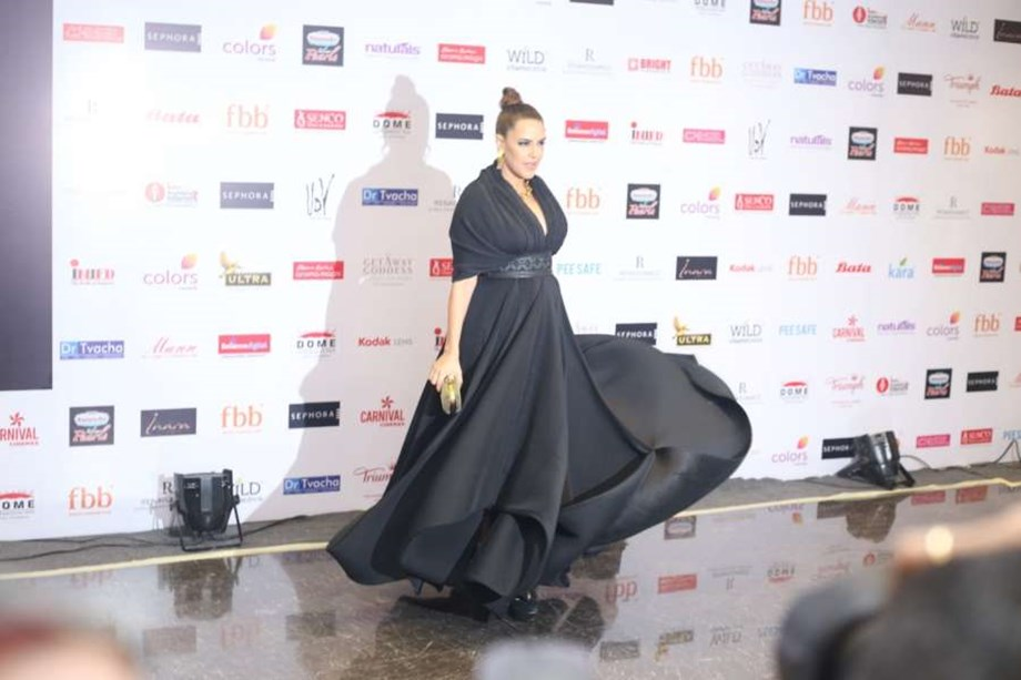 Neha Dhupia will continue to work after becoming a mother