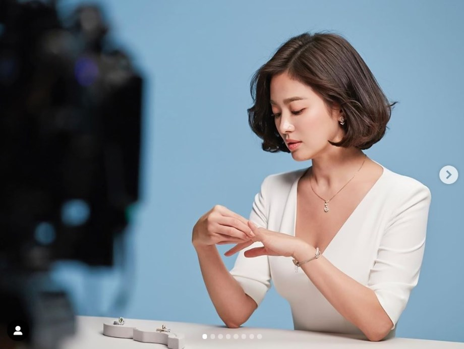 Song Joong-Ki, Song Hye-Kyo updates revealed, Actress returns to Instagram