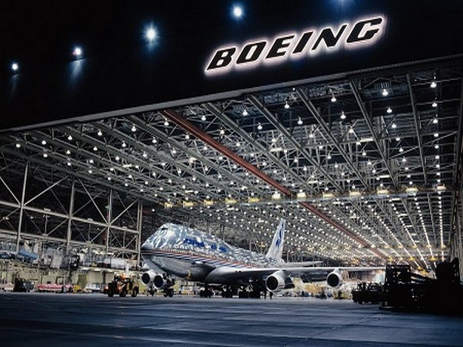 U.S. January industrial output falls on weather, Boeing drop
