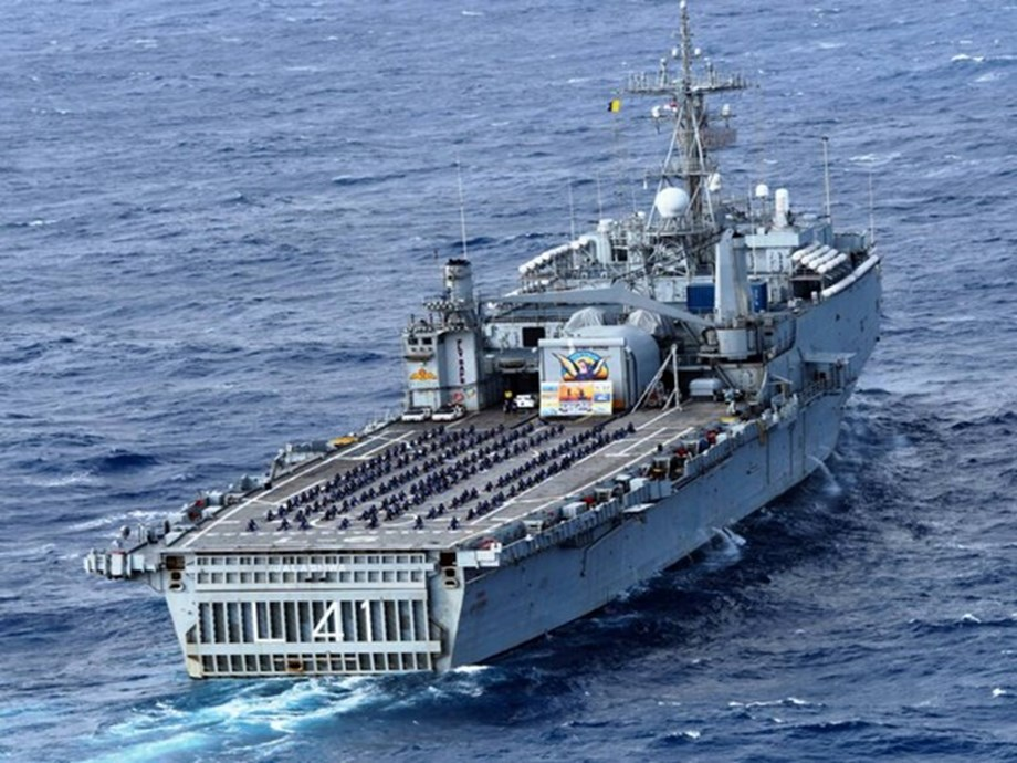 India-US joint tri-services exercise 'Tiger Triumph' to begin at Visakhapatnam from Nov 13