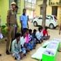 Tamil Nadu: 150 kg lugworms seized, 8 arrested