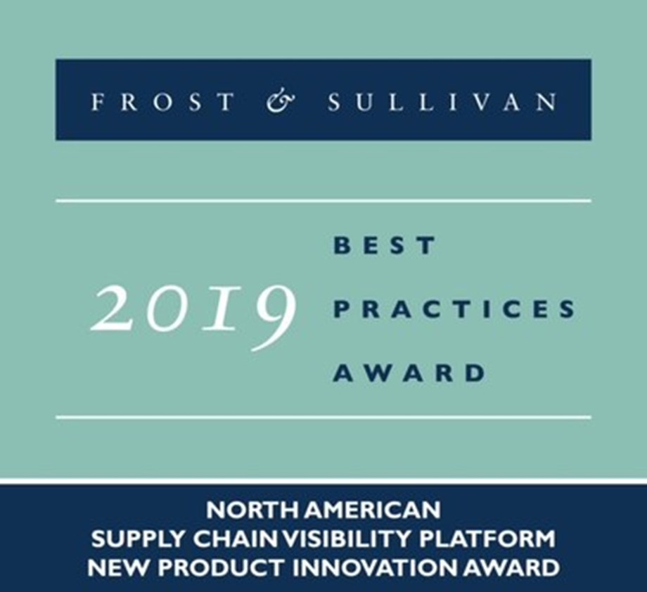 Cloudleaf Commended by Frost & Sullivan for Transforming Supply Chain Visibility and Redefining the Way Enterprises Work