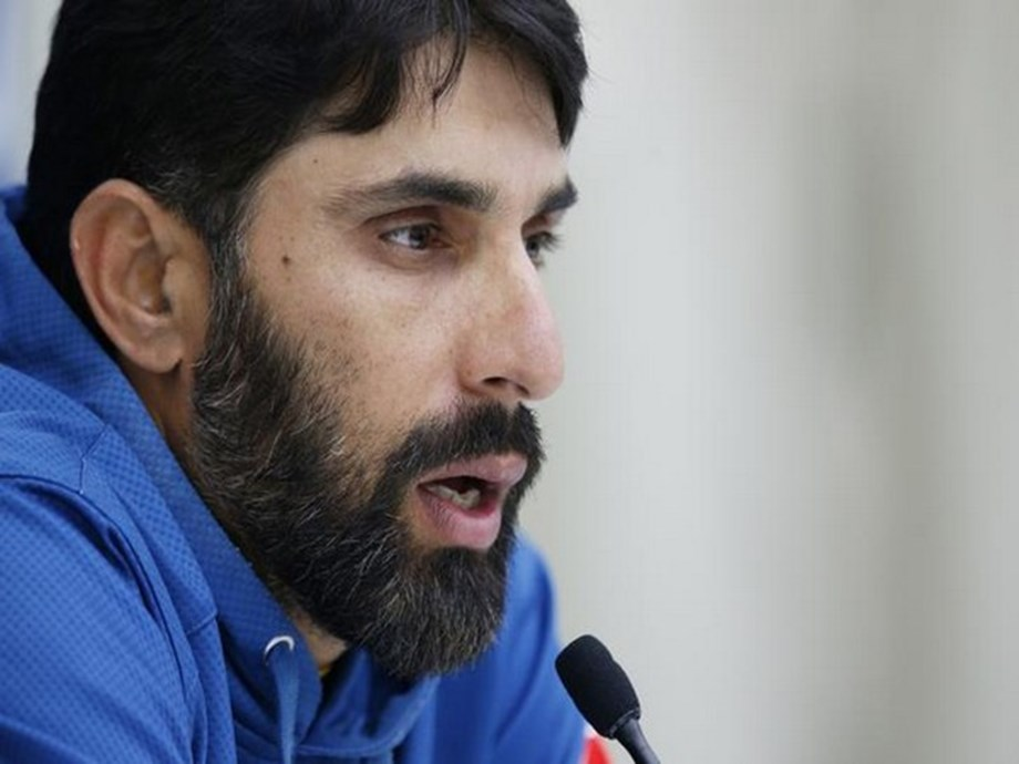 Misbah-ul-Haq expecting 'good results' from 'ambitious' Pakistan against Australia