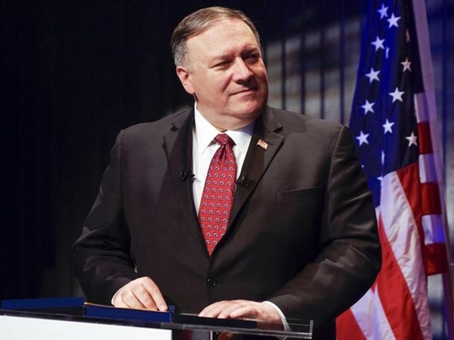 Pompeo hopes N.Korea's Kim chooses 'peace and prosperity over conflict and war'