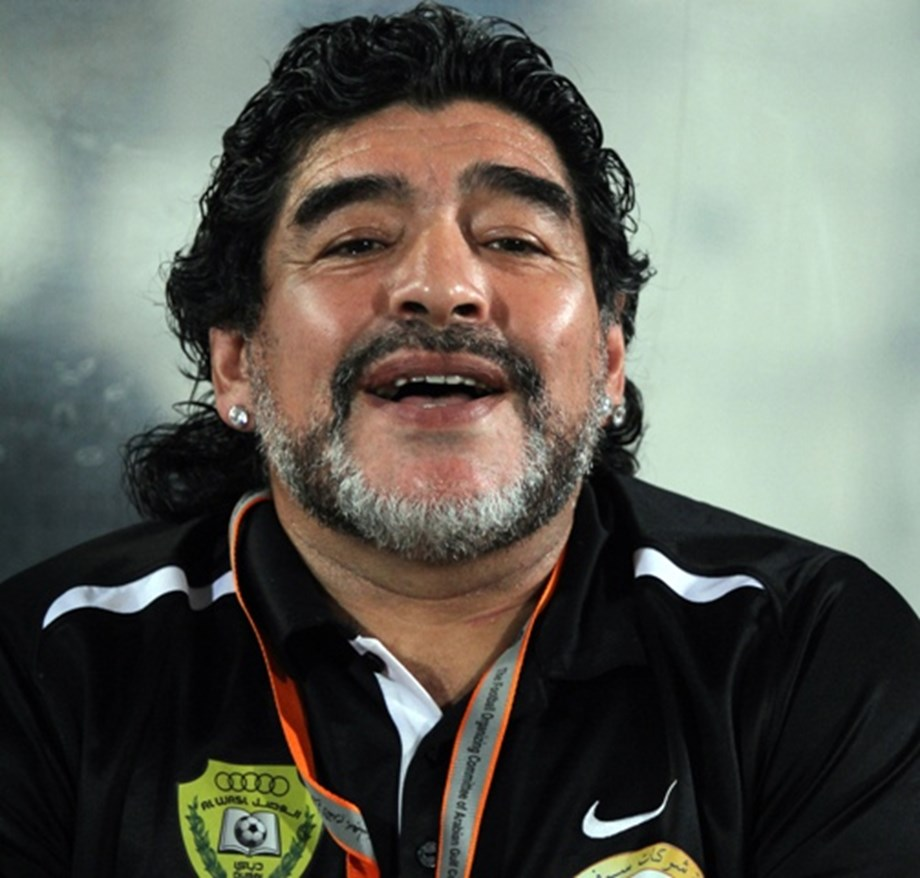 UPDATE 1-Soccer-Maradona recovering in hospital after surgery