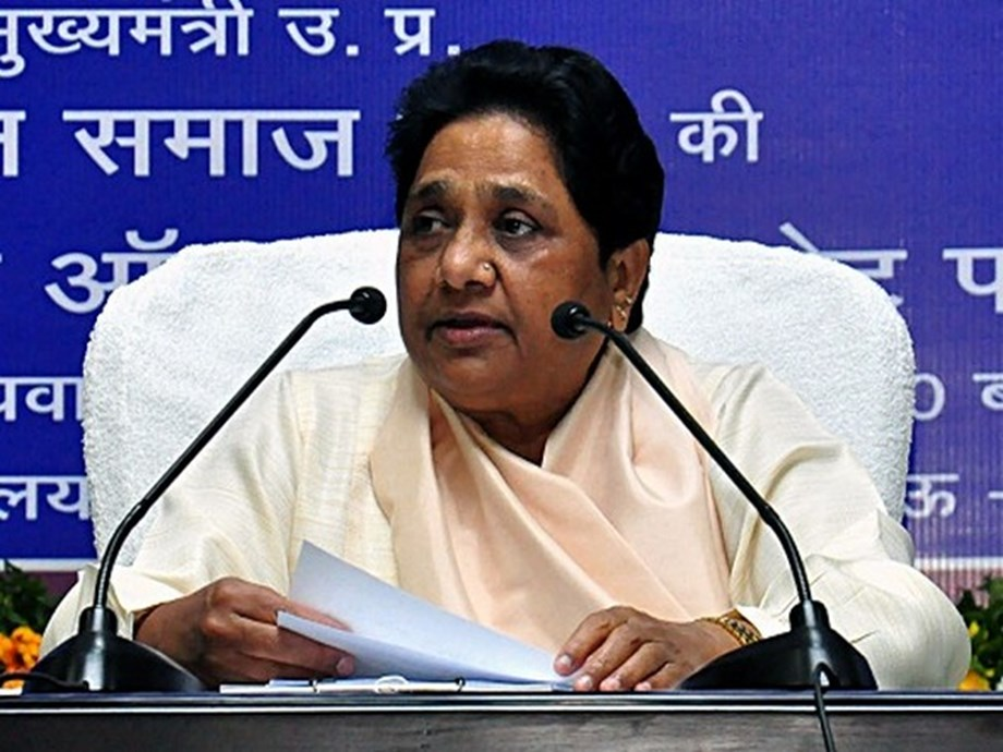 Citing 'betrayal' by Congress, BSP to skip Opposition meeting today