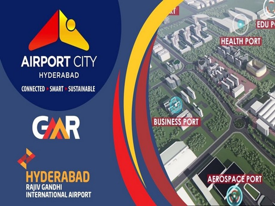 GMR Hyderabad Aerotropolis forms JV with Hong Kong-based ESR for logistics and industrial park