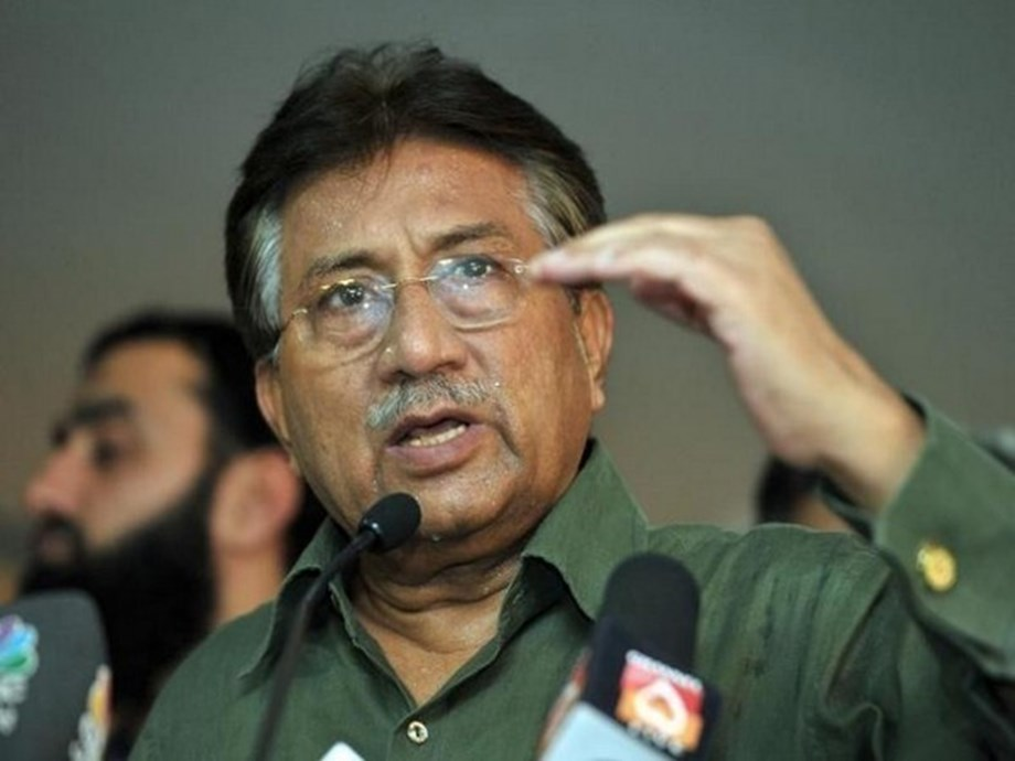 Musharraf approaches Pak SC to suspend death sentence ruling by special court in high treason case