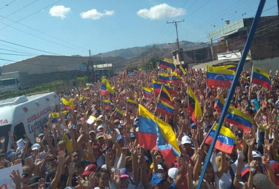 Venezuela crisis - Peru invites Turkey, China, Russia and others for dialogue