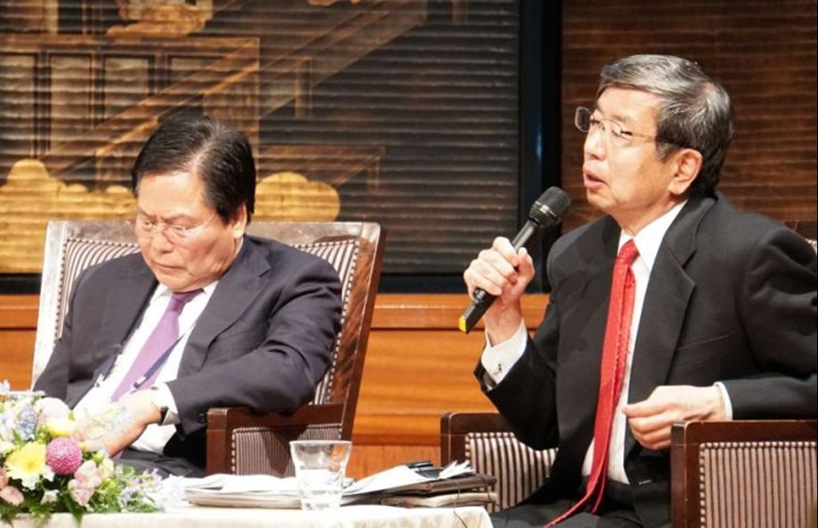 Collaboration between ADB, JICA must be strengthened to achieve UHC: JICA President