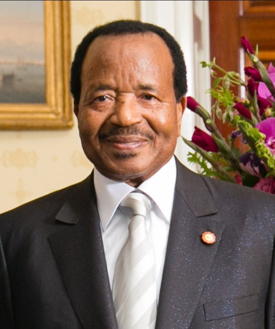 Cameroon's President Paul Biya vows 500,000 jobs for youths in 2019