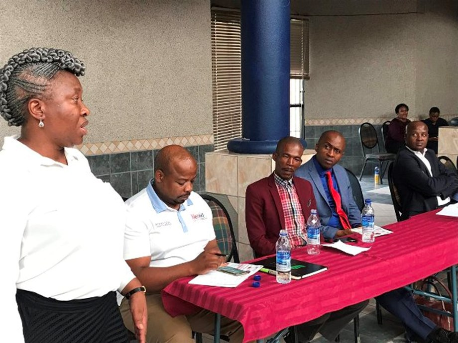 Animal poaching, hunting permits concerns raised at meeting held in Rustenburg