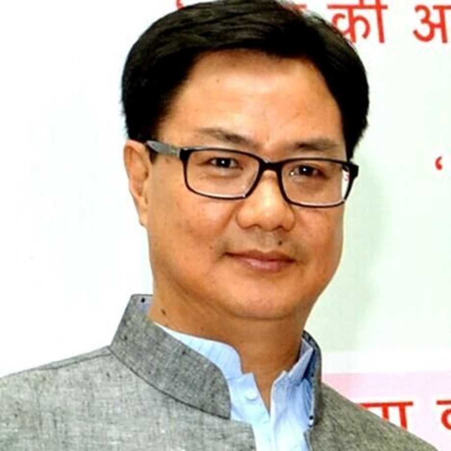 Cong did blunder by settling refugees in protected lands in Northeast: Rijiju