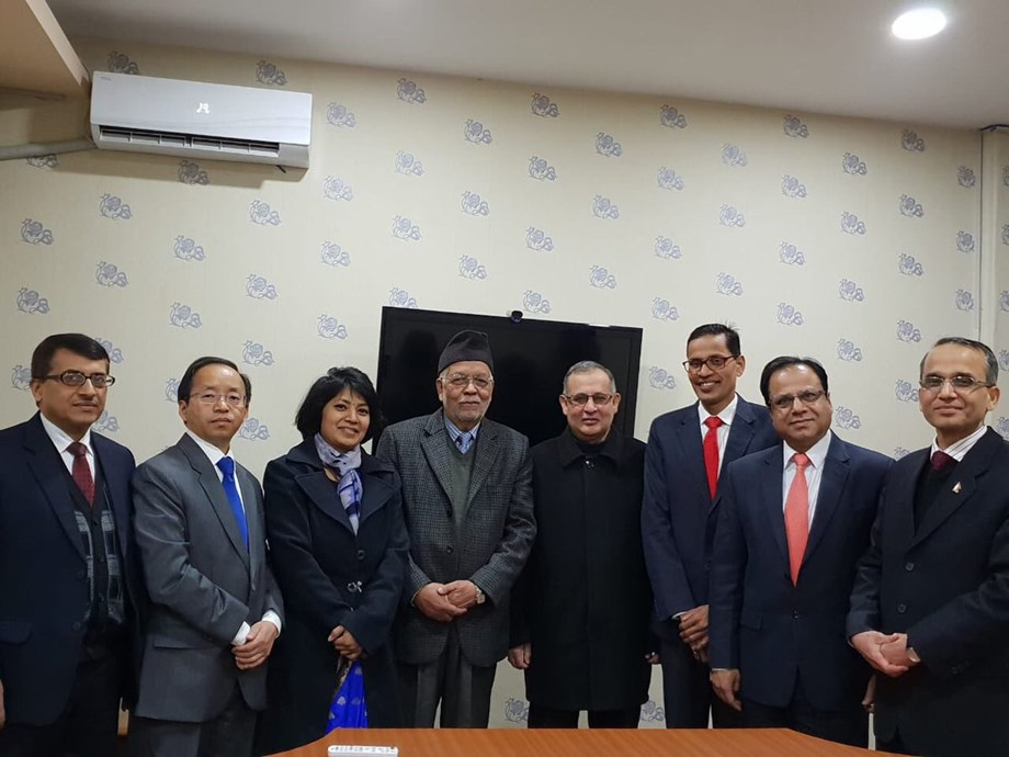 Nepalese envoy plays down concerns over bilateral relations with India