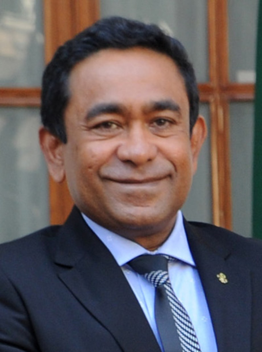 Former President Yameen to be taken into custody till the closure of his trial
